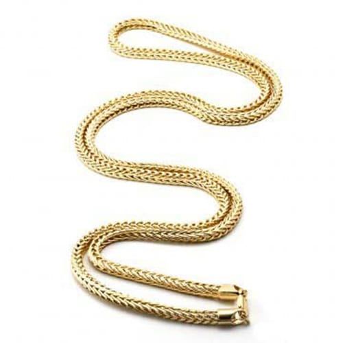 14K Yellow Gold Chains