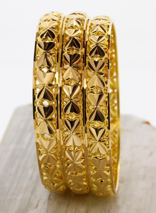22K Gold Bracelets For Women