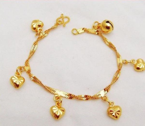 22K Gold Bracelets For Womens