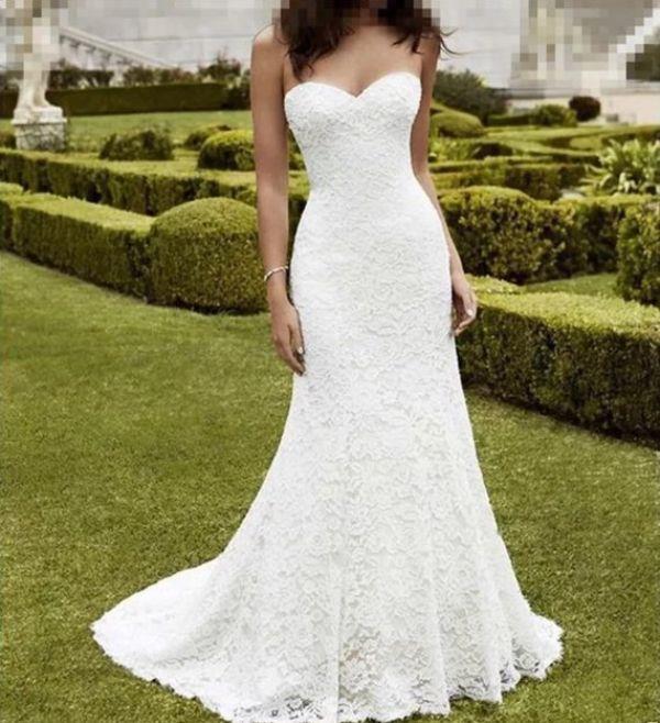 Affordable Wedding Dresses Under 100