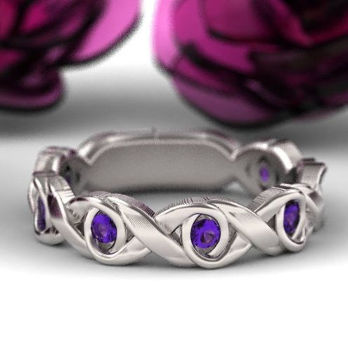Alexandrite Rings Jewelry