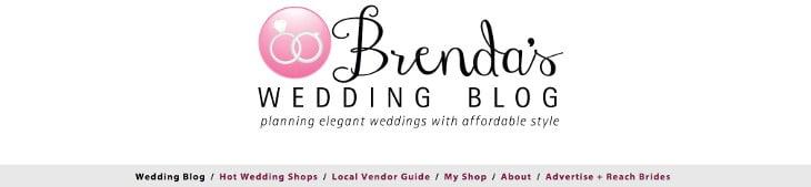 Brenda's Wedding Blog