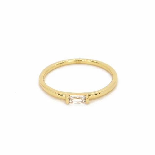 Gold Vermeil Archway Ring