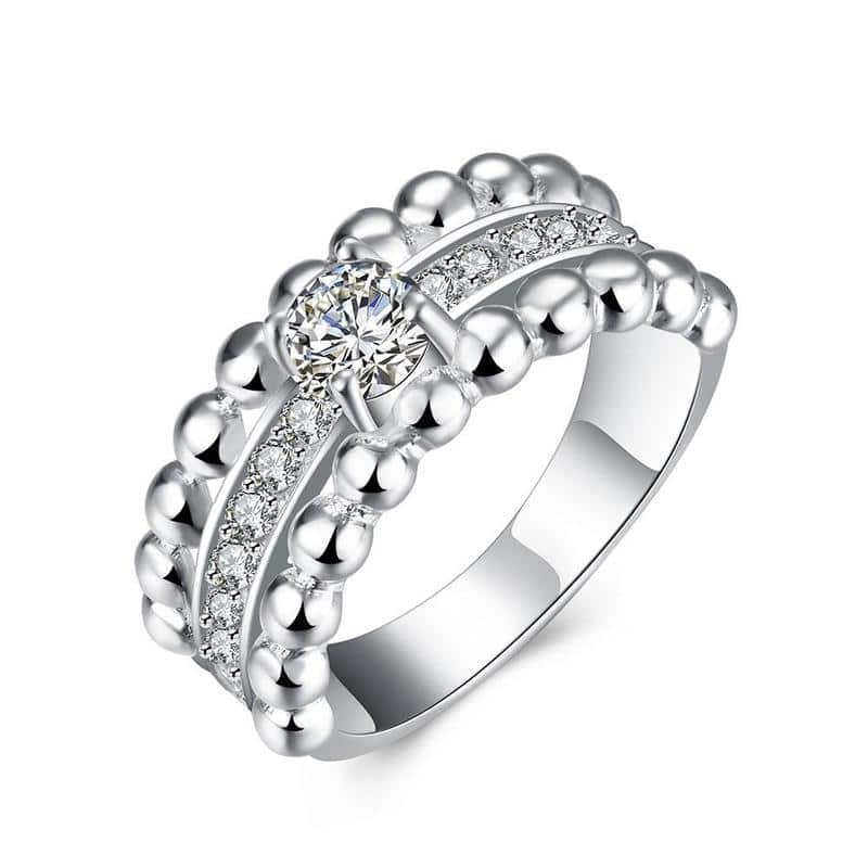 Swarovski Crystals versus Diamonds and Cubic Zirconia When it comes to jewelry the average person would probably consider diamonds at or near the top of the list in terms of desirability, exclusivity, and price. However, these days you don't need to spend thousands on a diamond to look good. There are several other options including Cubic Zirconia and Swarovski crystals. So how do these popular alternatives compare to diamonds? Cubic Zirconia looks almost exactly like a real diamond to the average observer. However, there is a stigma associated with this jewelry as being fake, subpar, cheap, and easily damaged. This is not necessarily the truth, however, most people believe these things and it can be difficult to sway their opinions. Swarovski crystals don't have this stigma because they are not marketed in the same way as cubic zirconia is. So you can wear your crystals proudly and earn compliments without worry.