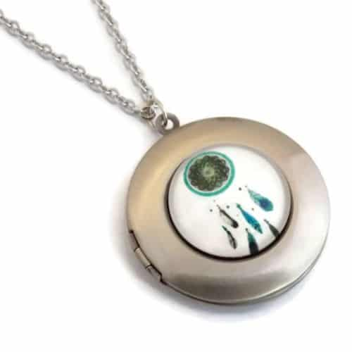 Locket Necklace Images