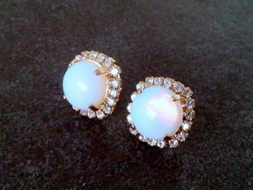 Opal Earrings For Sale