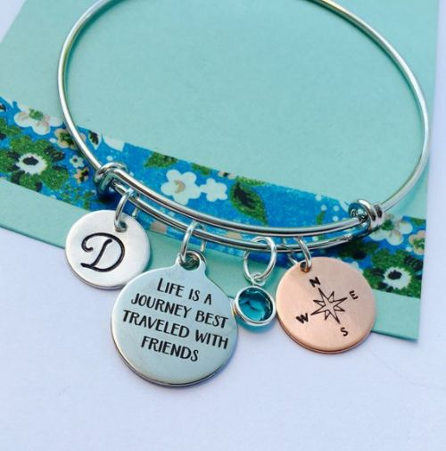 Personalised Best Friend Bracelets