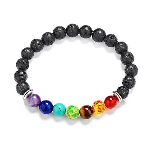 Prismatic Yoga Reiki Chakra Bracelets