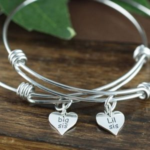Sister Charms For Pandora Bracelets