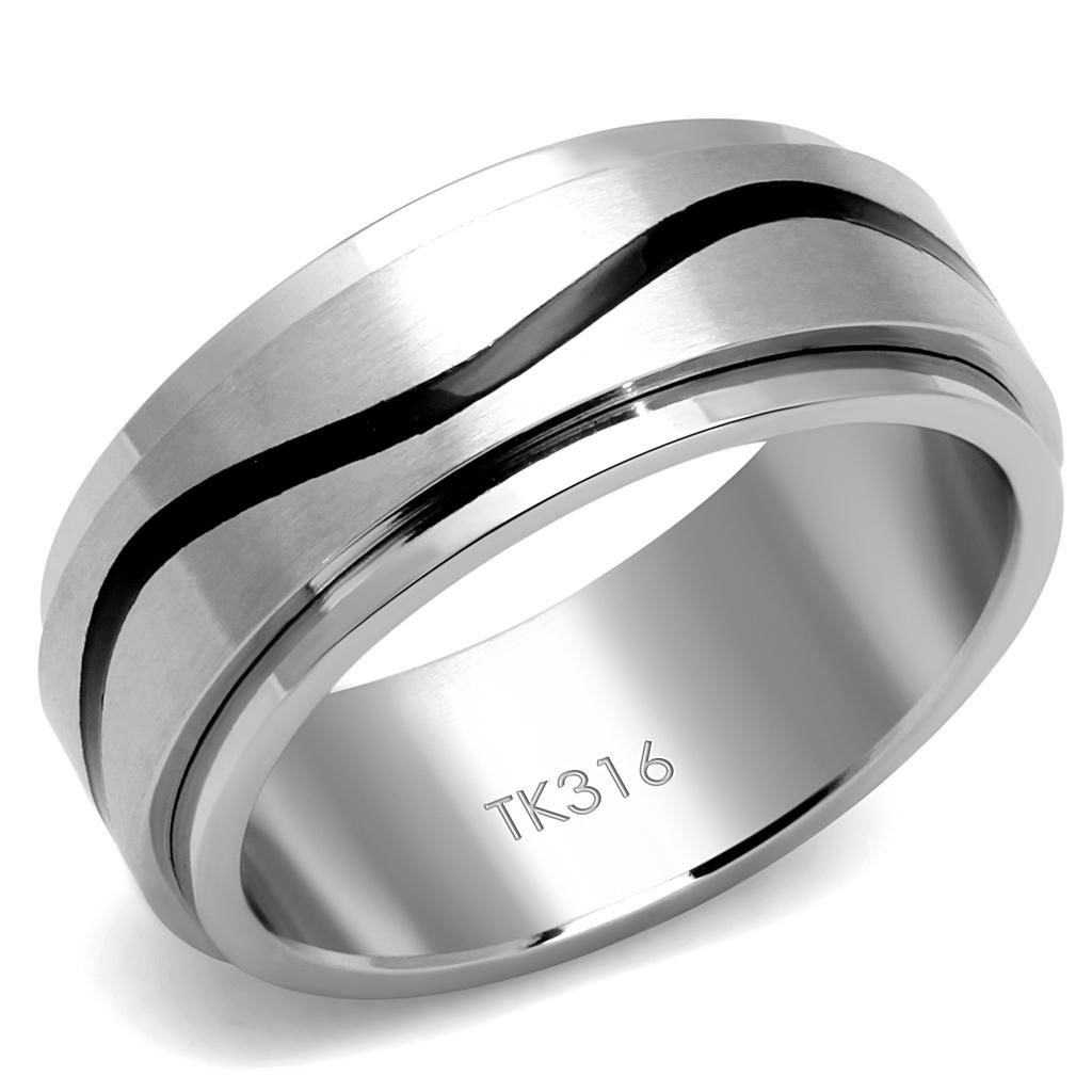 Stainless Steel Epoxy Ring