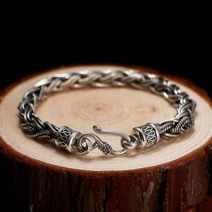 Unique Silver Bracelets For Men