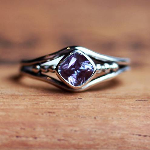 alexandrite rings for sale