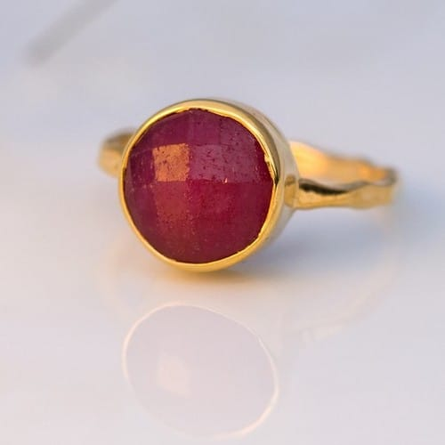 Antique Ruby Rings Sale