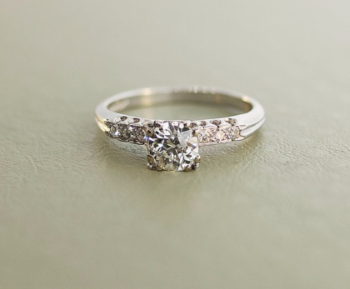 Antique Vintage Engagement Rings