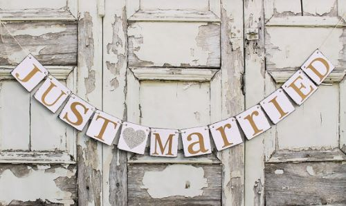 Banner Wedding Decoration Perfection
