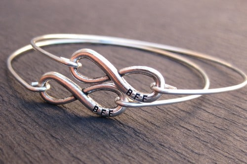 Best Friend Bracelet Charms