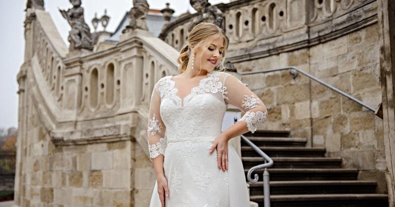 Big Sized Wedding Dresses