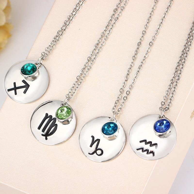 buying a birthstone necklace for mom