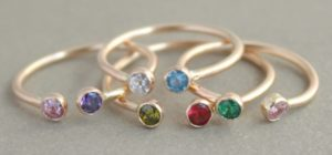 Birthstone Rings Meanings
