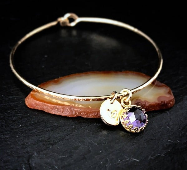 Birthstones Alexandrite Bracelet