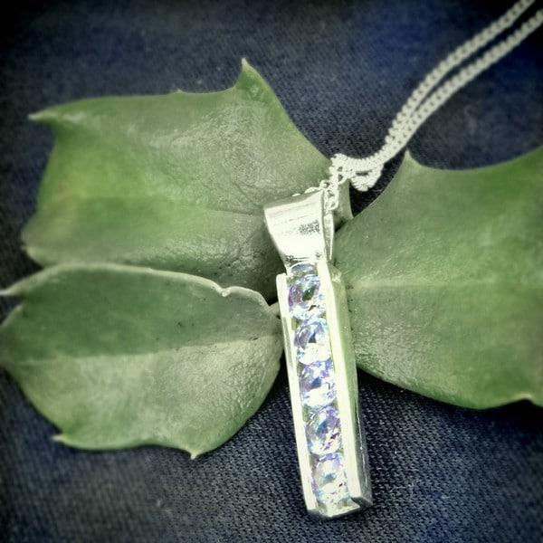 Birthstones Alexandrite Necklace