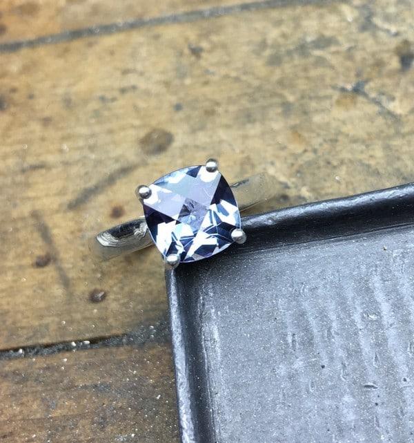 Birthstones Alexandrite Ring