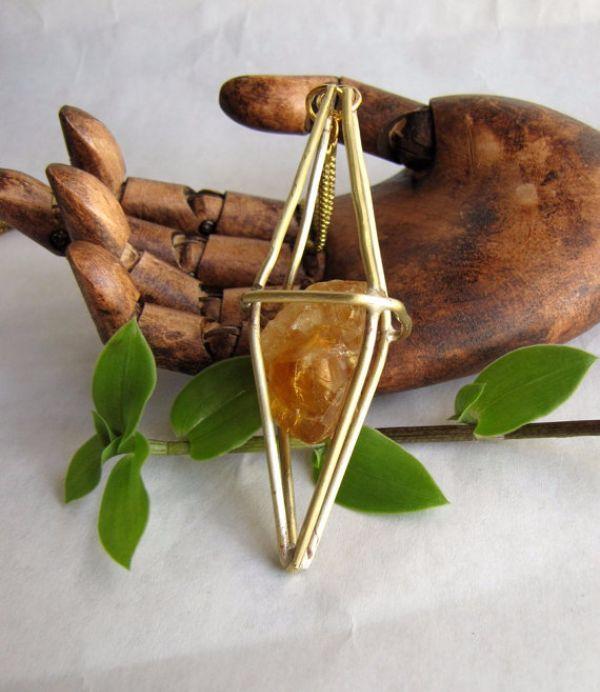Birthstones Citrine Necklaces