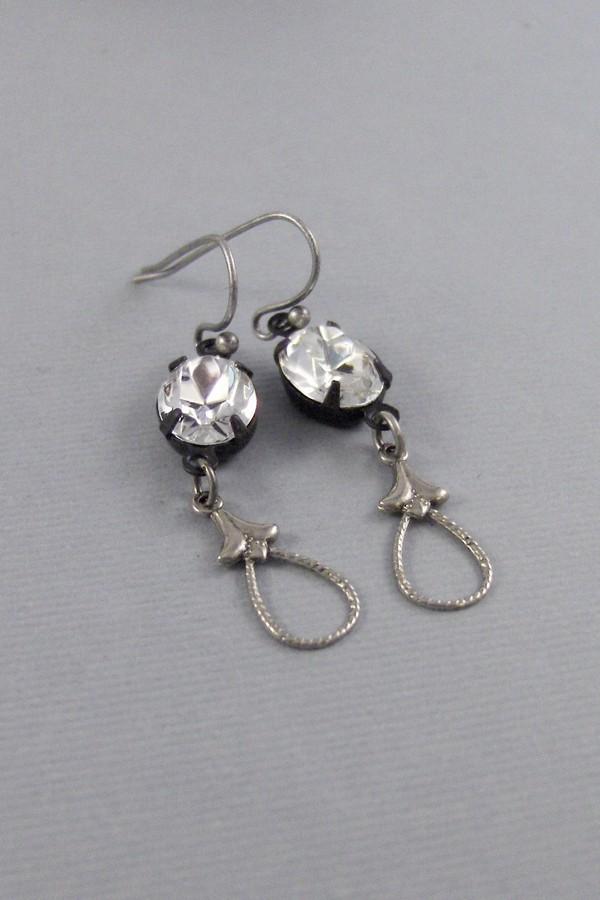 Birthstones Diamond Earrings