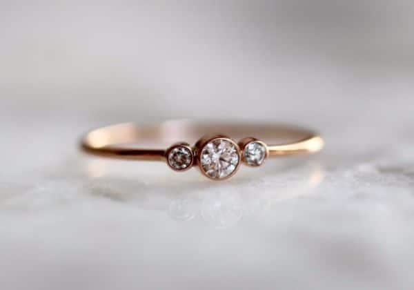 Birthstones Diamond Ring