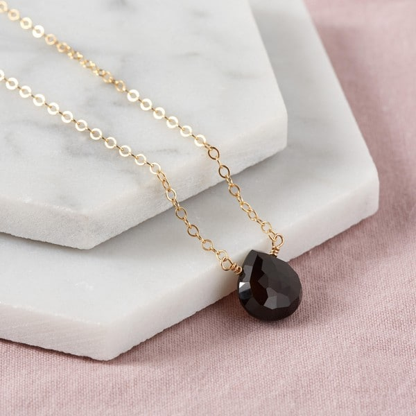 Birthstones Spinel Necklaces