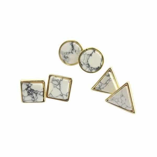 Birthstones Turquoise Earrings