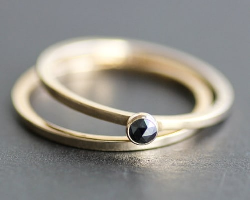 Black Diamond Ring Canada