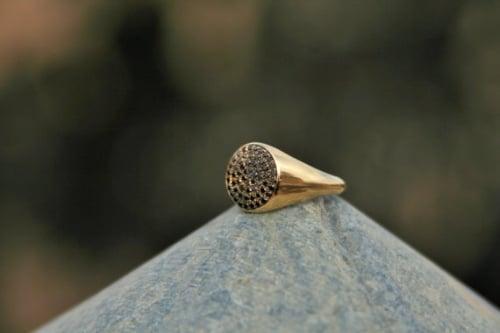 Black Diamond Rings Cheap