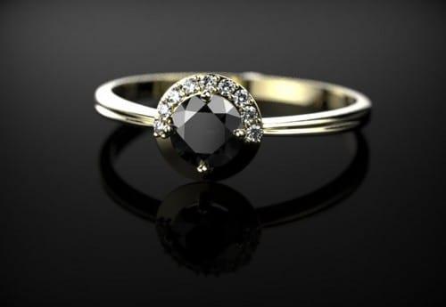 Black Diamond Rings Prices
