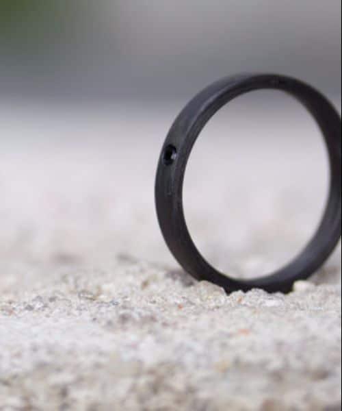 Black Engagement Rings For Women