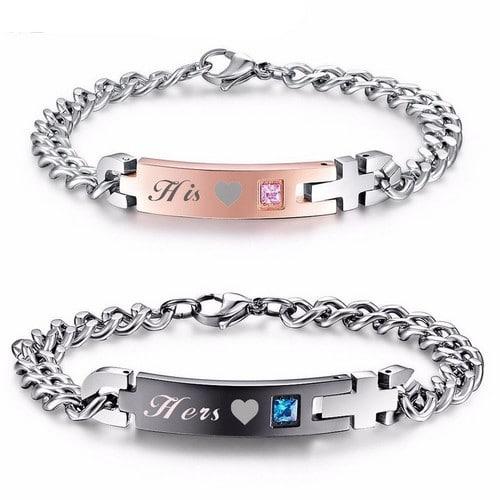 Bracelets For Couples Online