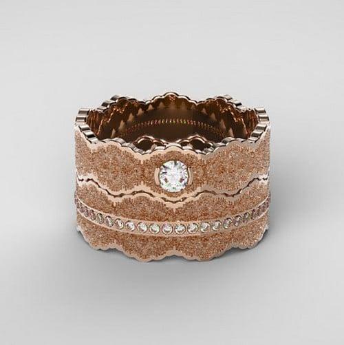 Braided Engagement Rings For Women