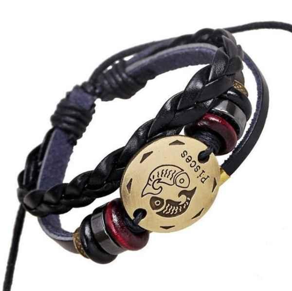 braided-leather-women's-bracelet