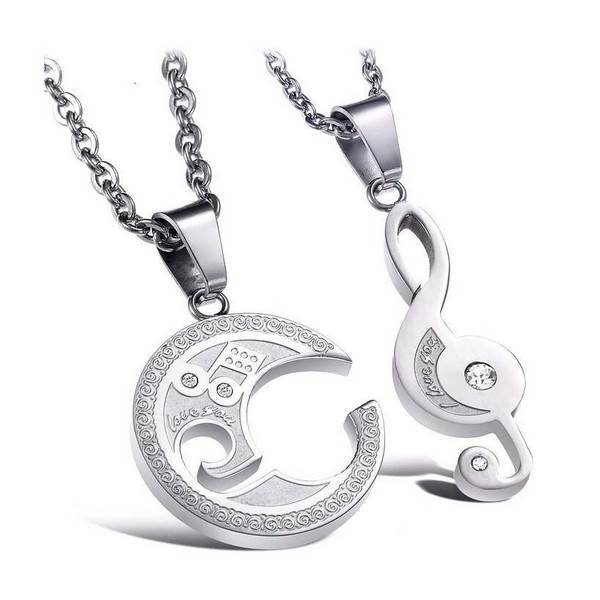 Browning Couples Necklaces