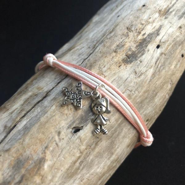 Charm Bracelet For Sister