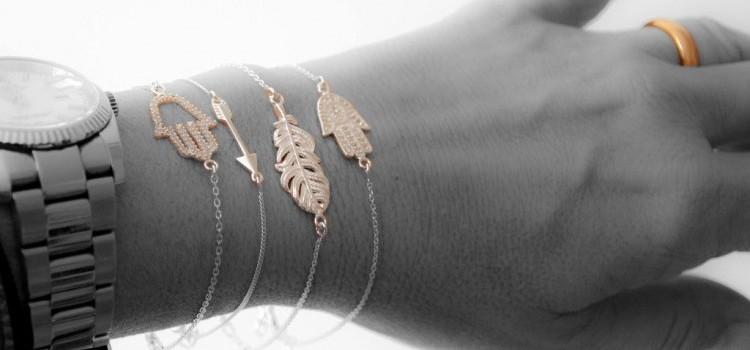 Charm Bracelets Women Girls