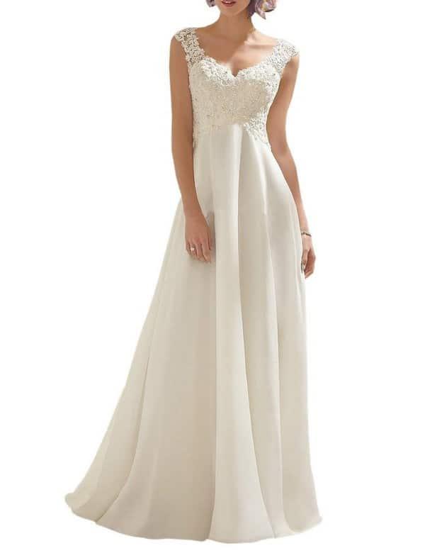 Cheap Wedding Dresses Under 50 Dollars