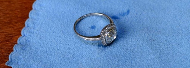 Alexandrite Ring Cleaning
