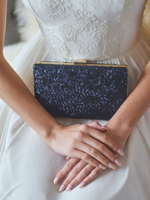 Clutch Bag Perfect for Brides Weddings