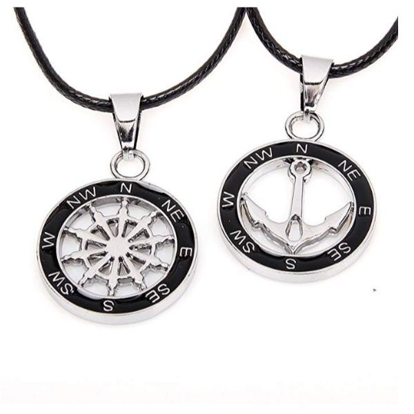 Couple Personalized Necklaces