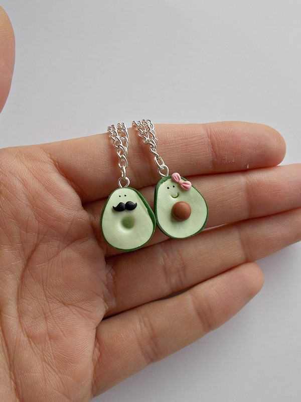 Couples Heart Necklaces