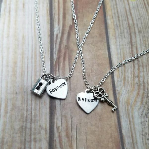 Couples Love Necklaces