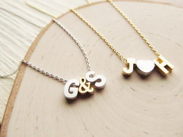Couples Promise Necklaces