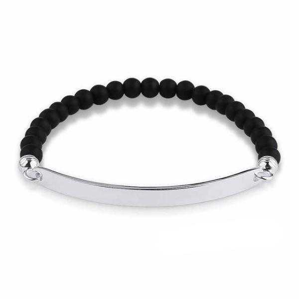 Custom Engraved Womens Bracelet