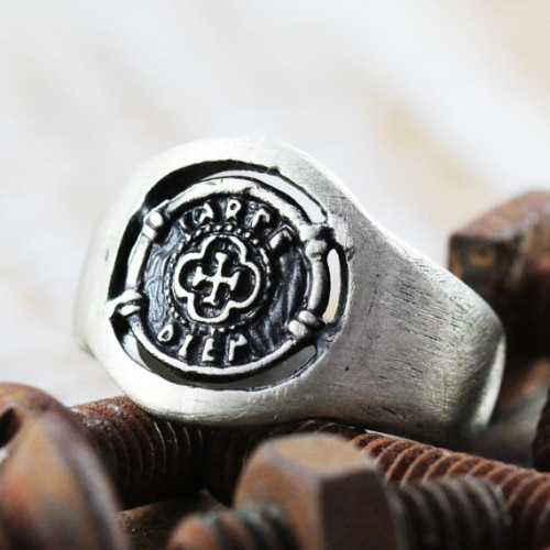 Custom Signet Ring For Women